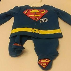 Superman 0-3 months
